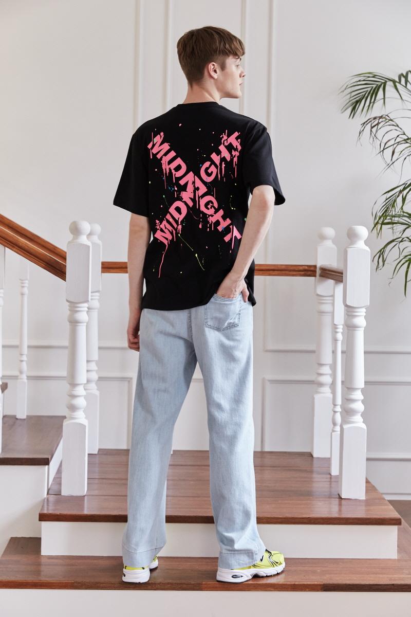 미드나잇 무브(MIDNIGHT MOVE) [unisex] summer denim pants